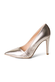 Lady Doc Metallic Point Pump - Product Mini Image