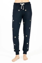 Six Fifty Metallic Star Broadway Jogger - Front cropped