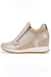 Geox Metallic Wedge Sneaker - Product Mini Image