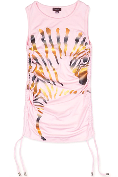 Imoga Metallic Zebra Dress - Alternate List Image