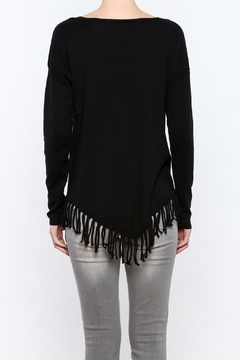 Shoptiques Product: Fringe Pullover Sweater