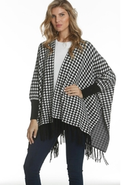 METRIC Poncho Cardigan - Product Mini Image