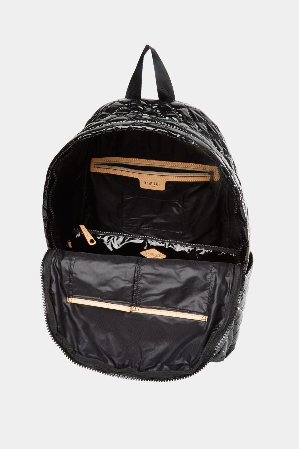 MZ Wallace Metro Backpack - Side Cropped Image