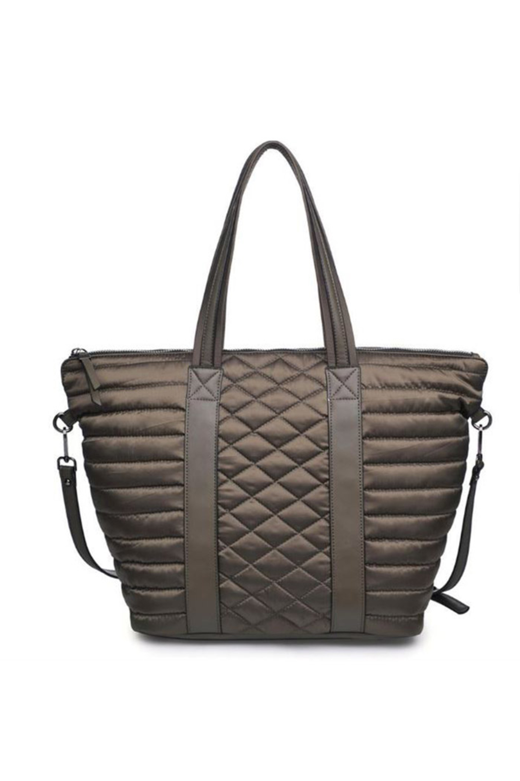Sol and Selene Metropolitan Tote - Front Cropped Image