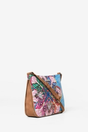 DESIGUAL Mexican Cards Messenger Bag - Side cropped