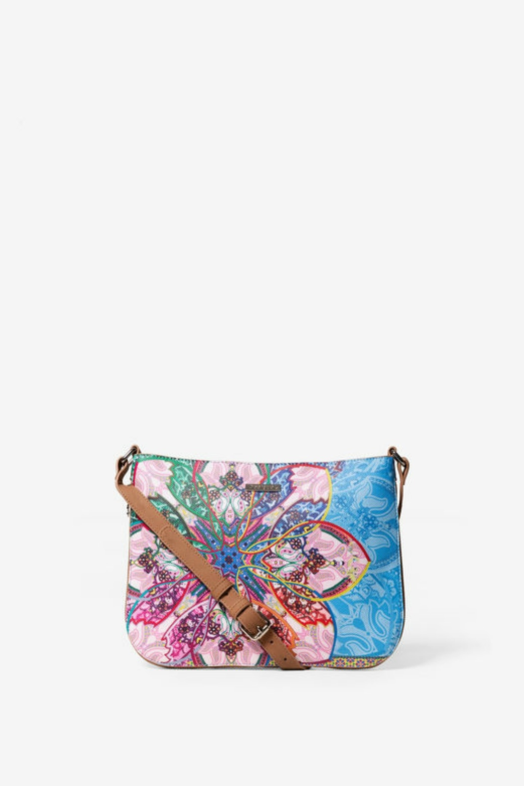 DESIGUAL Mexican Cards Messenger Bag - Main Image