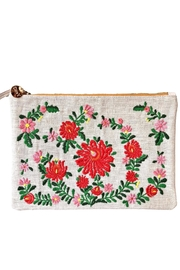 Clare V. Mexican Embroidered Clutch - Product Mini Image