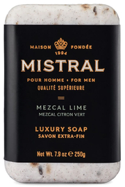 Mistral Soap Mezcal Lime Bar Soap - Product Mini Image