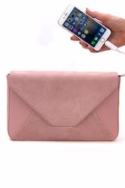 Mezzi Carezza Clutch - Back cropped