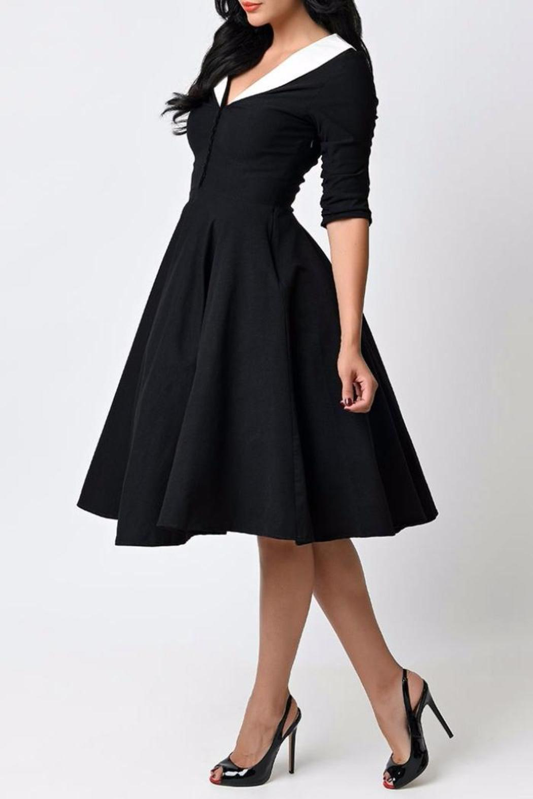 MHGS 1950's Swing Dress - Main Image