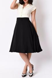 MHGS 1950's Swing Skirt - Front cropped