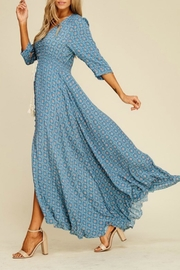 MHGS Annabelle Maxi Dress - Front full body