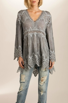 MHGS Bohemian Lace Tunic - Product List Image