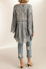 MHGS Bohemian Lace Tunic - Side cropped