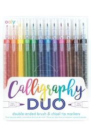 MHGS Calligraphy Duo Markers - Product Mini Image