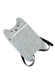 MHGS Cat Convertible Backpack - Front cropped