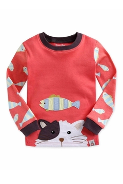 Shoptiques Product: Cat Pajama Set