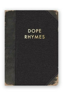 MHGS Dope Rhymes Journal - Product List Image
