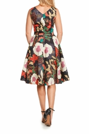MHGS Floral Pocket Dress - Front full body