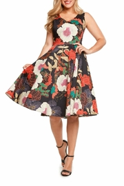 MHGS Floral Pocket Dress - Product Mini Image