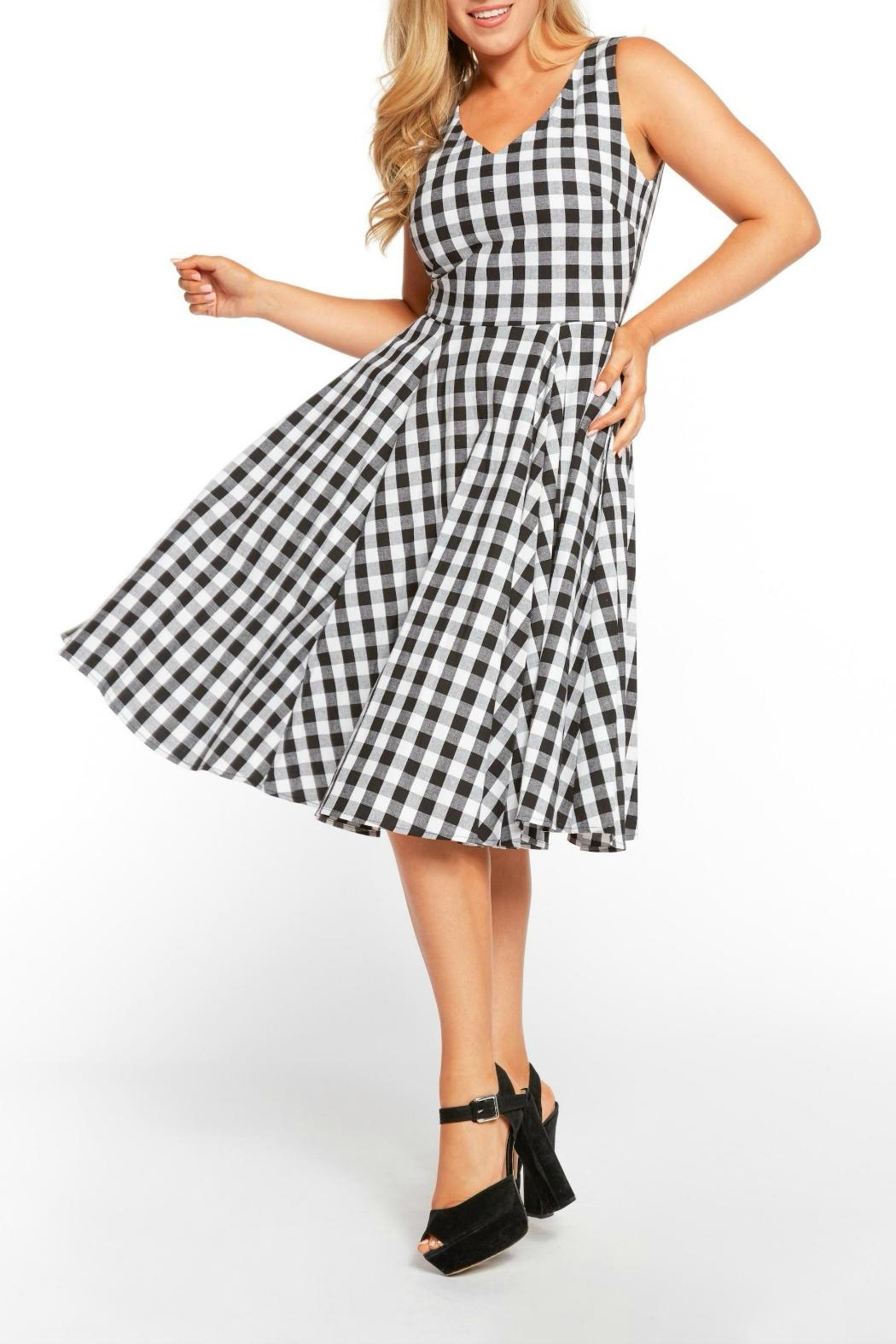 1c096bb20e3 MHGS Gingham Pocket Dress from Florida by Mad Hatter General Store ...