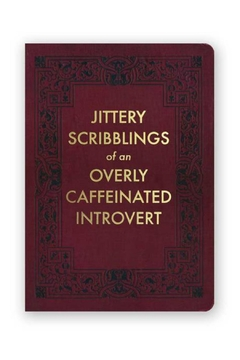 Shoptiques Product: Jittery Scribblings Journal