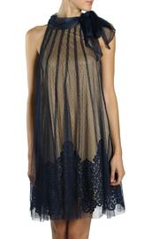 MHGS Lace Overlay Dress - Product Mini Image