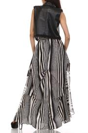 MHGS Licorice Stripe Maxi - Back cropped