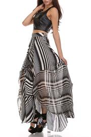 MHGS Licorice Stripe Maxi - Side cropped