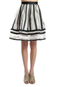 MHGS Licorice Stripe Skirt - Product List Image
