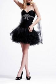 MHGS Beaded Bow Dress - Product Mini Image