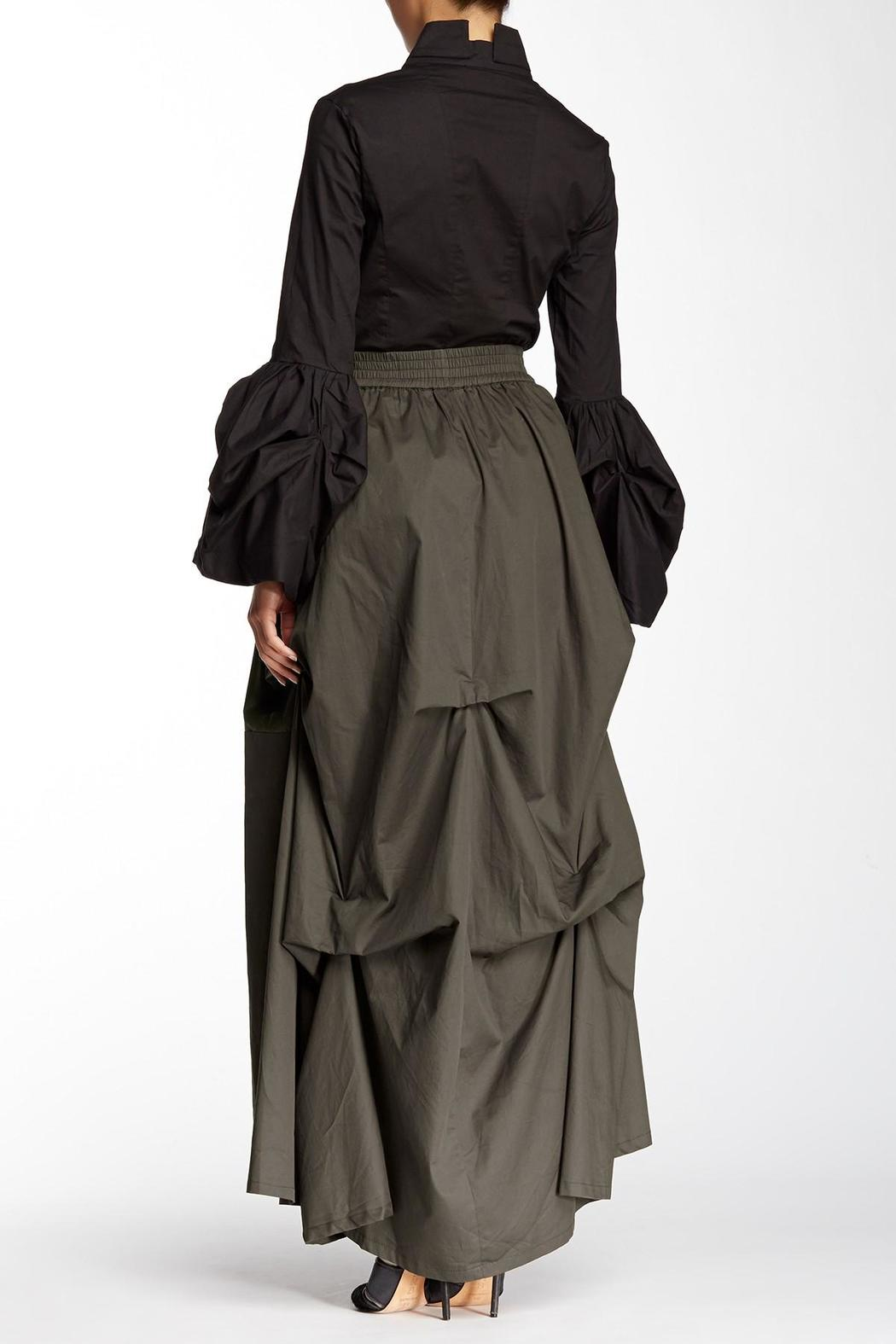 MHGS Olive Damsel Maxi - Front Full Image