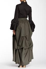 MHGS Olive Damsel Maxi - Front full body