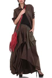 MHGS Olive Damsel Maxi - Side cropped