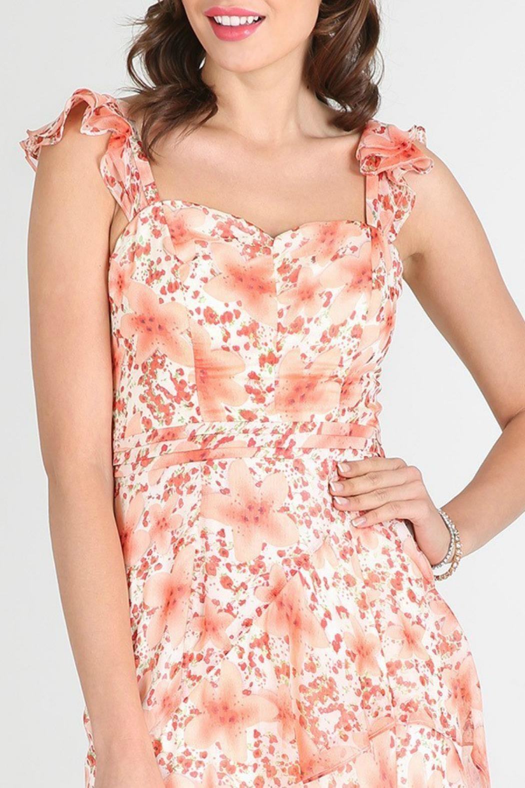 MHGS Perfect Date Dress - Back Cropped Image