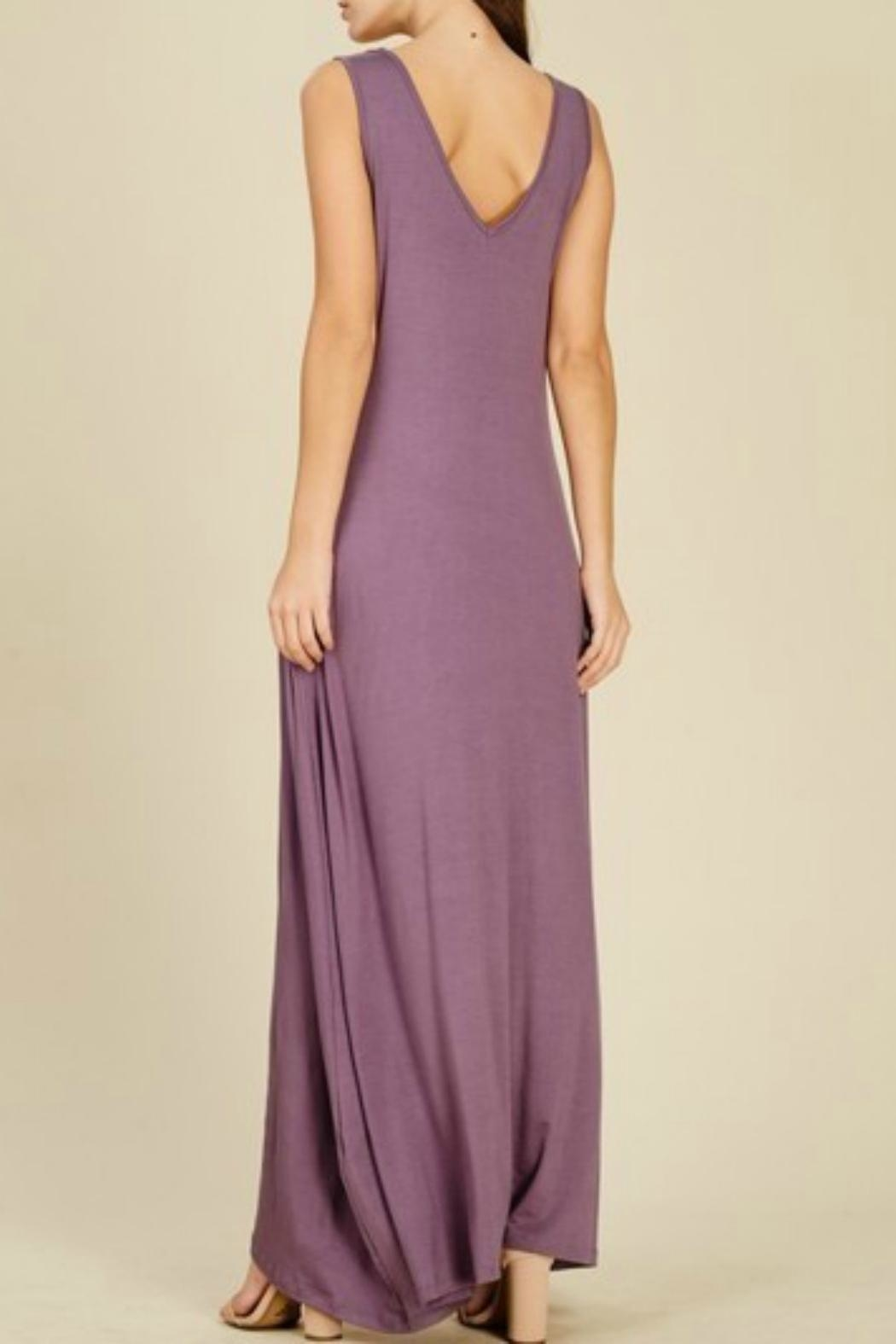 MHGS Reversible Pocket Maxi - Side Cropped Image