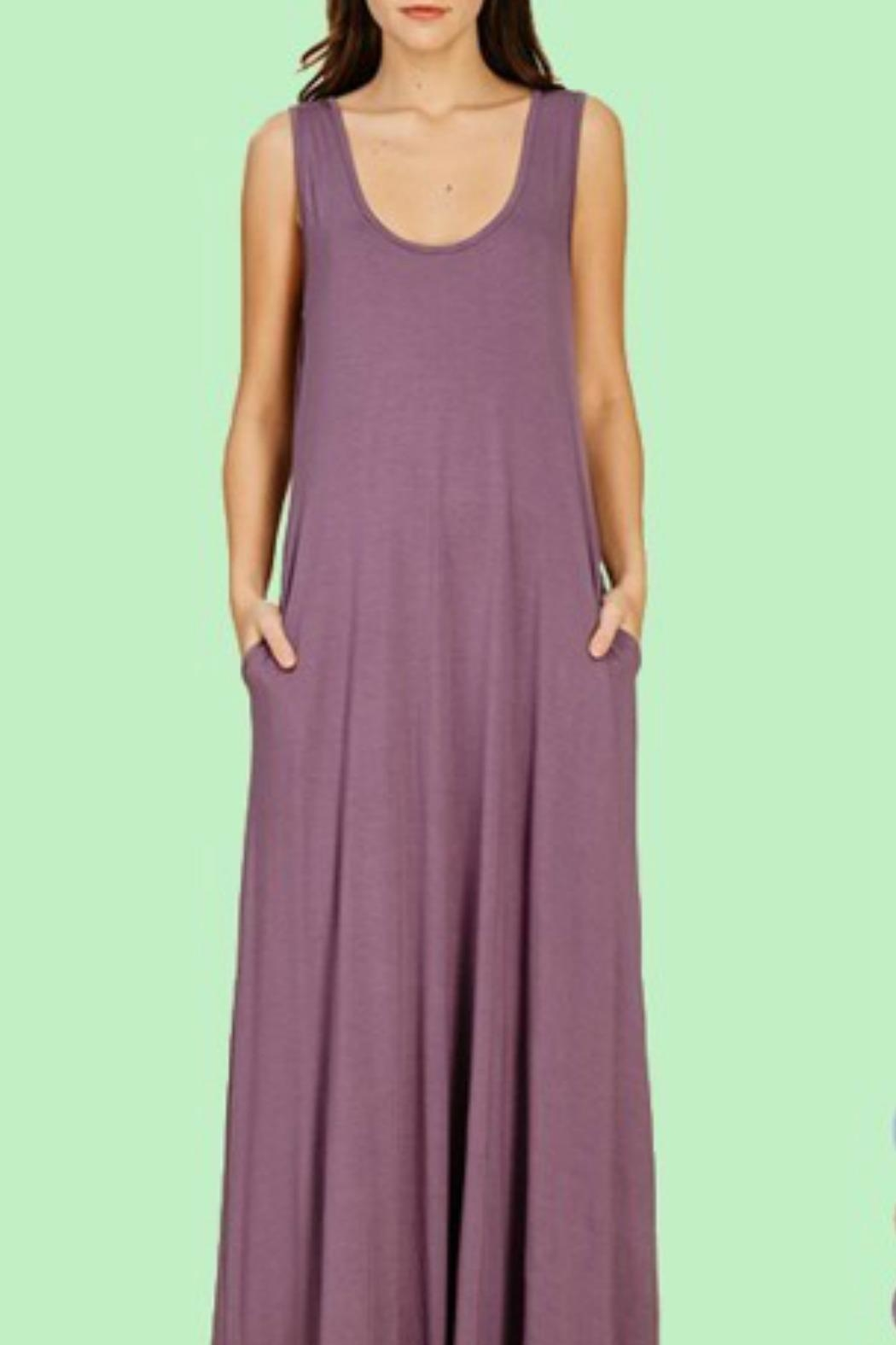 MHGS Reversible Pocket Maxi - Front Full Image