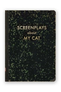 MHGS Screenplays Cat Journal - Alternate List Image