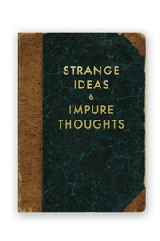 MHGS Strange Ideas Journal - Front cropped
