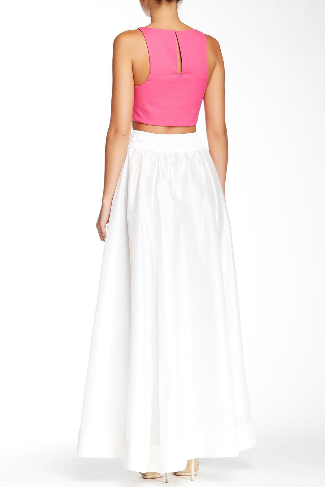 MHGS White Holiday Maxi - Front Full Image