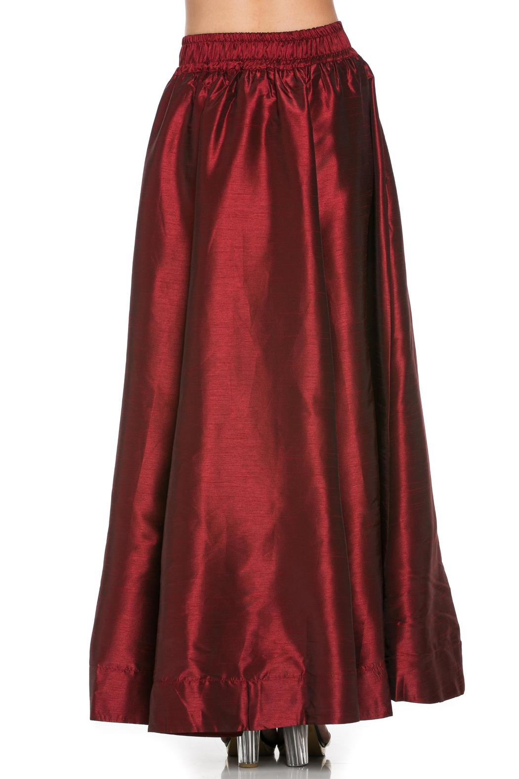 MHGS Wine Holiday Maxi - Back Cropped Image