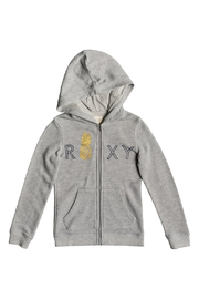 Roxy Mi Bicileta C Zip Up Hoodie - Front cropped