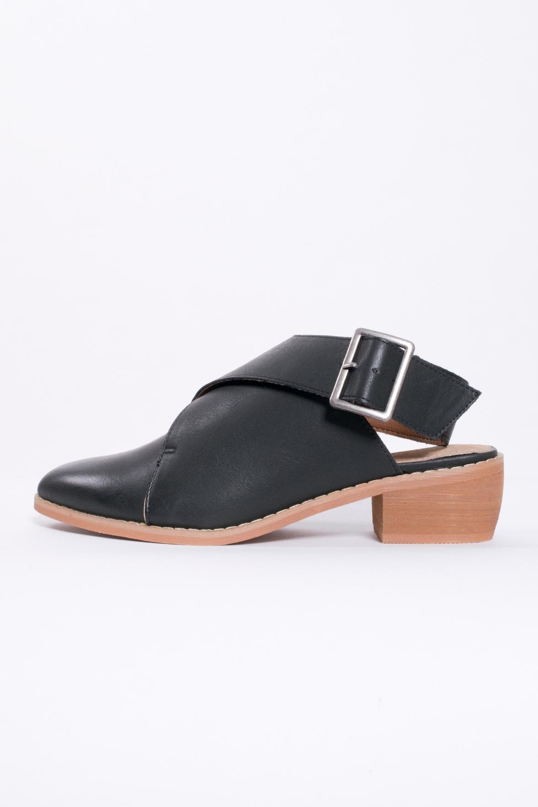 Mi.im Buckle Wrap Shoes - Main Image