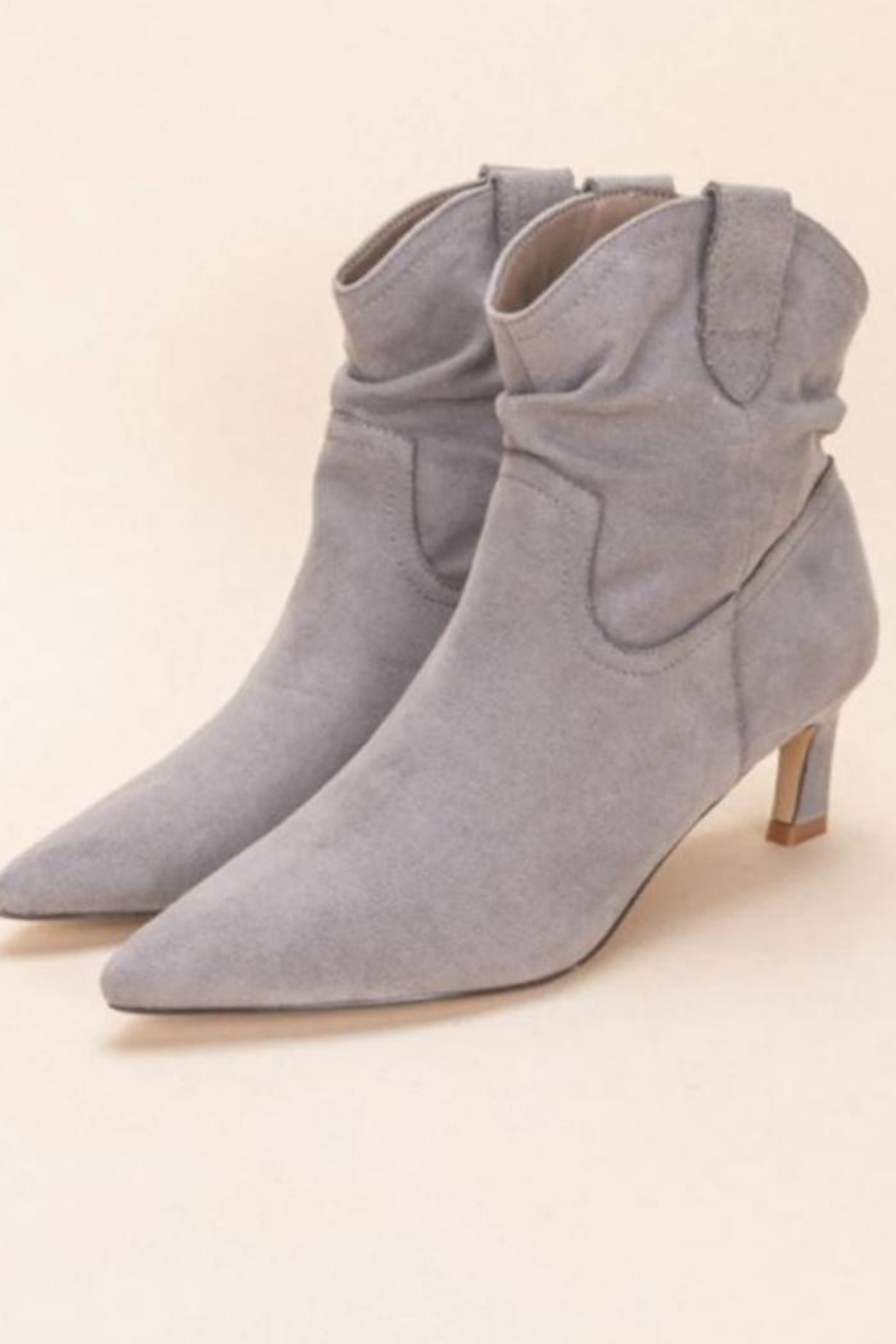 Mi.im Louie Slouchy Bootie - Front Full Image