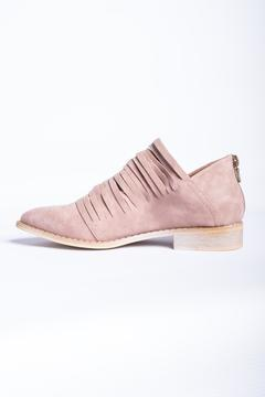 Shoptiques Product: Mauve Ankle Boot