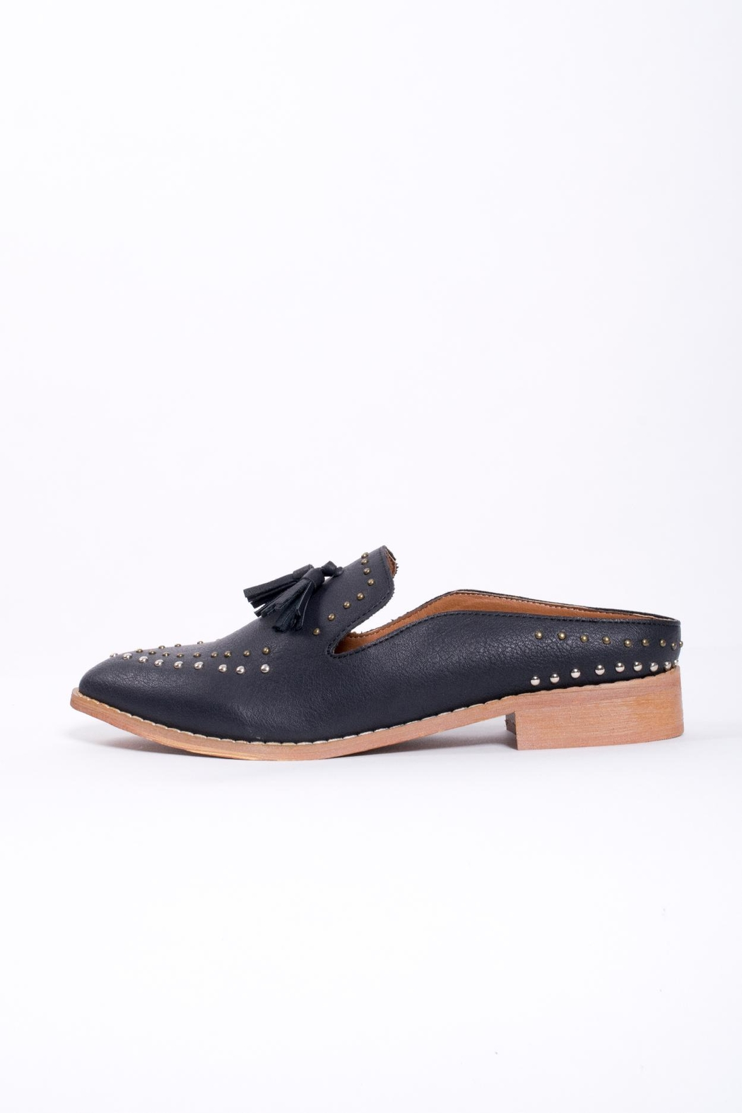 Mi.im Studded Tassel Loafer - Main Image