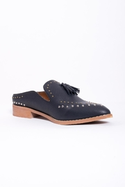 Mi.im Studded Tassel Loafer - Front full body