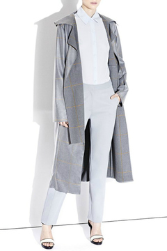 Shoptiques Product: Drop Shoulder Long Coat