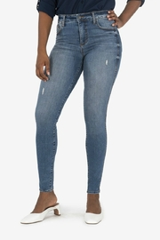 Kut from the Kloth Mia H/R Fab Ab Toothpick Skinny - Product Mini Image