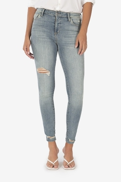 Kut from the Kloth Mia H/R Toothpick Skinny - Product List Image
